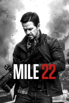 Watch ☥ Mile 22 - ★ - An elite group of American operatives, aided by a top-secret tactical command team, must transport an asset who holds life-threatening information to an extraction point 22 miles away through the hostile streets of an Asian city. John Malkovich, New Movies 2018, New Movies To Watch, Movies Online, Latest Movies, Lauren Cohan, Mark Wahlberg, Image Film, The Image Movie