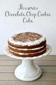 Simply THE Most Decadent Healthy Chocolate Cake EVER Recipe ...