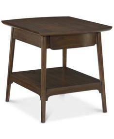 Hirono Rectangular End Table
