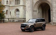 Defender 90, Land Rover Defender, Sports Car Photos, Mode Of Transport, Four Wheel Drive, Station Wagon, Range Rover, Offroad, Landing
