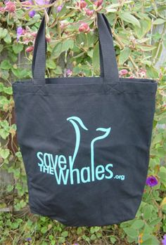 Save The Whales - T-shirts, Sweatshirts & Tote Bags