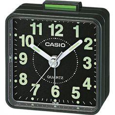 Analog Alarm Clock, Alarm Clocks, Alarm Companies, Bedside Desk, Online Watch Store, Resin Table, Digital Clocks, Black Table, Tecnologia