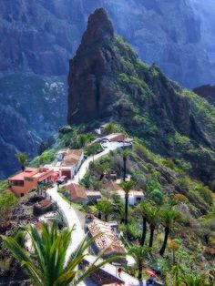 Lost Village of Masca, Tenerife, Canary Islands | Incredible Pics