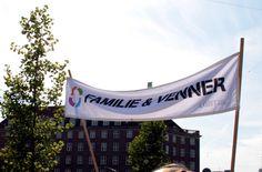 LGBT Danmark, Familie & Venner, Copenhagen Pride Parade 2012.