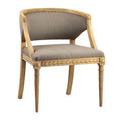 Nixon Chair $365.00 #whitedove #shabbychic #furniture