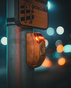 Dynamic Images of Warsaw at Night – Fubiz Media
