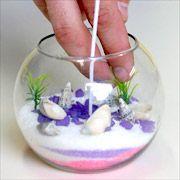 Las velas son elementos ideales para decoración , para regalar, para hacer souvenirs , para una cena romántica, para venderlas como artesaní...