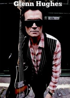 Glenn Hughes THE VOICE OF ROCK