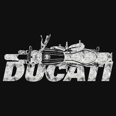 Ducati Scrambled 2 Ibs, Ducati, T Shirt, T Shirts, Supreme T Shirt, Tee Shirt, Tee
