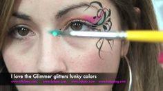 face painter christmas pouncer designs - Google Search