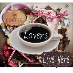 Coffee Lovers Live Here..