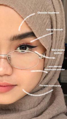 Natural Summer Makeup, Simple Makeup, Natural Makeup, Hijab Makeup, Skin Makeup, Makeup Inspo, Makeup Tips, Beauty Skin, Beauty Makeup