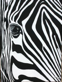 "Saatchi Online Artist Poggetti Christian; ""box zebra"""