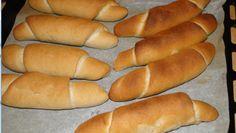 Domáce pšenično - ražné rožky - MňamRecepty.eu Hot Dog Buns, Hot Dogs, Bread, Food, Brot, Essen, Baking, Meals, Breads