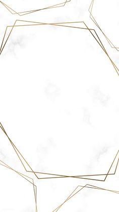 Framed Wallpaper, Flower Background Wallpaper, Gold Background, Trendy Wallpaper, Flower Backgrounds, Background Patterns, Wallpaper Backgrounds, Iphone Wallpaper, Wallpapers