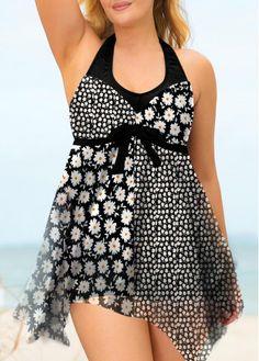 990431b34d3 Cheap black swimdresses plussizeswimwear plus size swimwear online for sale