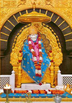 Shirdi Train package from Chennai - Vasantkamal Tours Shri Ram Wallpaper, Sai Baba Hd Wallpaper, Images Wallpaper, Sai Baba Pictures, God Pictures, Shirdi Sai Baba Wallpapers, Sai Baba Quotes, Sathya Sai Baba, Baba Image