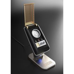 Hello? green-blooded...After 50 years, you can finally buy a working #StarTrek #Communicator