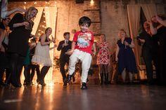 Lauren + Ronnie's December wedding // Photos by Moss + Isaac