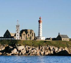 Le phare de Saint-Mathieu Saint Mathieu, Photo Bretagne, The Gr, Brest, Brittany, Sunny Days, Notre Dame, Journey, World