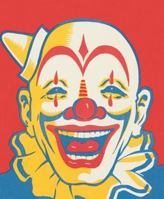 Find any Poster, Art Print, Framed Art or Original Art at Great Prices. Painting Inspiration, Art Inspo, Clown Paintings, Vintage Circus Posters, Skeleton Drawings, Cute Clown, Clown Faces, Circus Art, Pop Characters