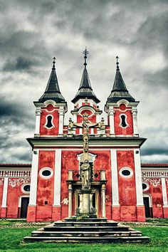 Prešov, Slovakia, the Calvary You have to see it. Bratislava, Beautiful Sites, Beautiful Places, Best Places To Travel, Places To Visit, Heart Of Europe, Central Europe, Travel Goals, Eastern Europe