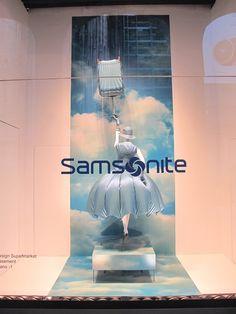 Samsonite Maggio 2013 Flying