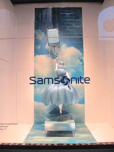 Samsonite Maggio 2013 Flying