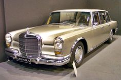 1971 Mecedes 600 Limo - Ex Maria Callas - Maria Callas owned two Mercedes 600's before her death in 1977