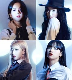 Blackpink Jisoo, Kpop Girl Groups, Kpop Girls, Blackpink Debut, Tumbrl Girls, Blackpink Poster, Blackpink Members, Mode Kpop, Lisa Blackpink Wallpaper