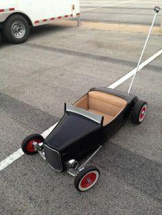 1928 pedalcars diverse pedal car 1 classic driver. Black Bedroom Furniture Sets. Home Design Ideas