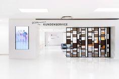 Breuninger Customer Service, Stuttgart, 2015 - DIA - Dittel Architekten