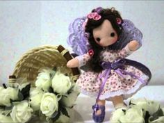 Fidelina's Dolls (Collection 2012) - YouTube