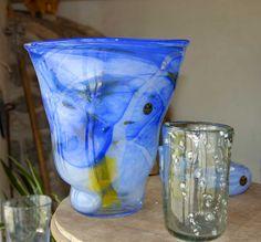 Glasshytta på Vikten i Lofoten