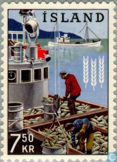Iceland - Anti-hunger 1963