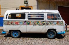 volkswagen bus in mexico