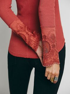 Free People Lovely Lady Cuff, $68.00