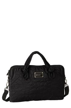 MARC BY MARC JACOBS 'Pretty Nylon - Computer Commuter' Bag (15 Inch) available at #Nordstrom