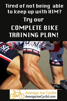This is a complete bike training plan. It is ideal for those who want to get very fit within a few months build lean muscle shed stress and burn a lot of calories while using a bike for low-impact exercise. Cycling Tips, Cycling Workout, Road Cycling, Road Bike, Hiit Workout At Home, At Home Workouts, Bike Workouts, Swimming Workouts, Swimming Tips