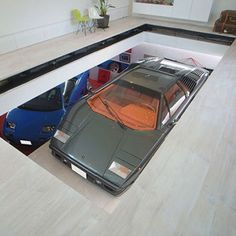 #KBHomeOrlando large garage design sample for luxury house
