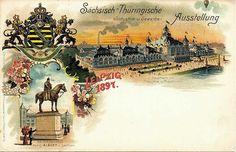 0003 ~ Leipzig1897 ~ Sächsisch-Thüringische Ausstellung