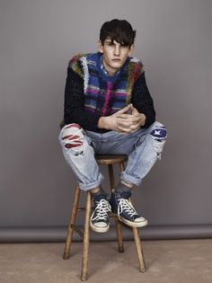 See more of the James Long for Topman collection on our blog by following the link