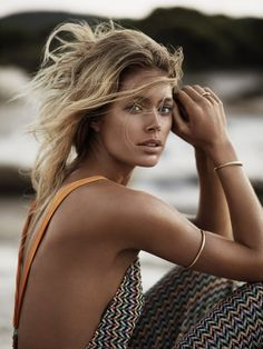 doutzen kroes british vogue obsessed with her