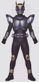 Kamen Rider Kuuga - Titan Form