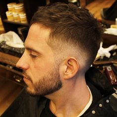Haircut by that_barber_birty http://ift.tt/1O1fWc1 #menshair #menshairstyles #menshaircuts #hairstylesformen #coolhaircuts #coolhairstyles #haircuts #hairstyles #barbers