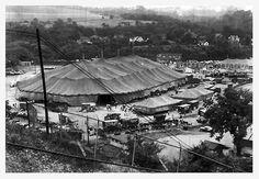 Sells Floto Circus Big Top