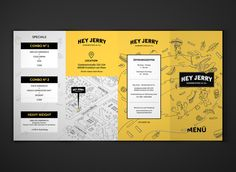 Hey Jerry – Sandwiches & Co.