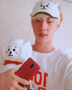 Find images and videos about kpop, bts and jungkook on We Heart It - the app to get lost in what you love. Bts Jin, Suga Rap, Bts Bangtan Boy, Jimin Jungkook, Seokjin, Kim Namjoon, Taehyung, Park Ji Min, Foto Bts