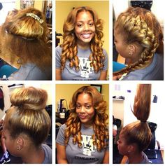 Groovy Vixen Sew In Left Out And Colors On Pinterest Short Hairstyles Gunalazisus