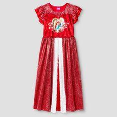 Disney Princesses Girls' Nightgown - Red : Target